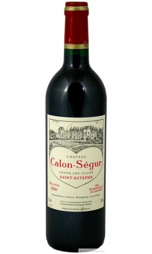 Château Calon Ségur 2000