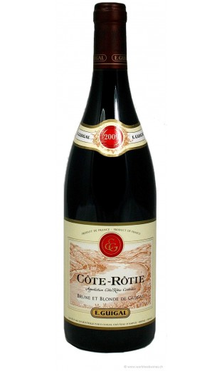 "Cote rotie ""brune et blonde"" 2009 - E. Guigal"