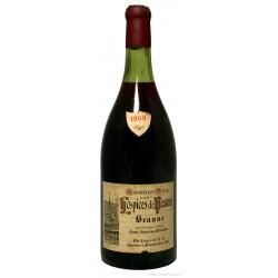 """HDB Beaune """"cuvée Rousseau-Deslandes"""" 1969 - domaine Leroy"""