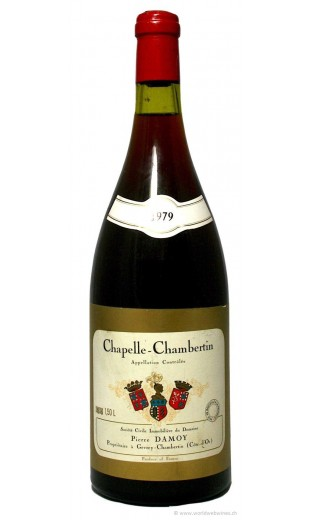 Chapelle-Chambertin GC 1979 - domaine Pierre Damoy (magnum 1.5 l)