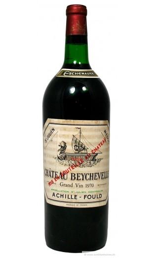 Château Beychevelle 1970 (magnum 1.5 l)