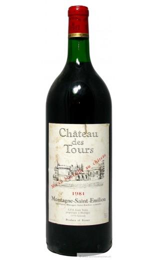 Château des Tours 1981 (magnum 1.5 l)