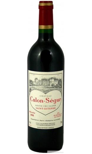 Château Calon Ségur 1998