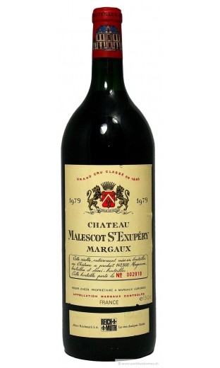 Château Malescot St Exupéry 1979 (magnum 1.5 l)