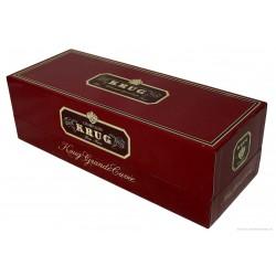 Krug grande cuvée (with wine box)