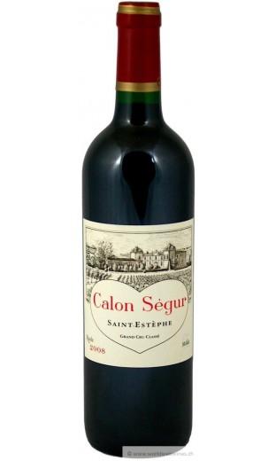 Château Calon Ségur 2008