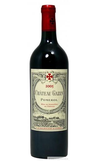 Château Gazin 2005