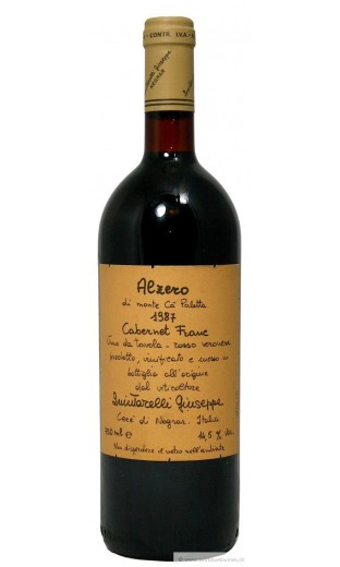 Alzero 1987 - Quintarelli