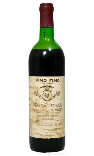 Vega sicilia unico 1967