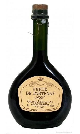 Grand Armagnac 1961 - Ferté de Partenay