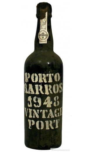 """Porto """"Vintage Port"""" 1948 - Barros"""
