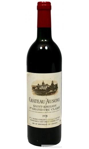 Château Ausone 1978