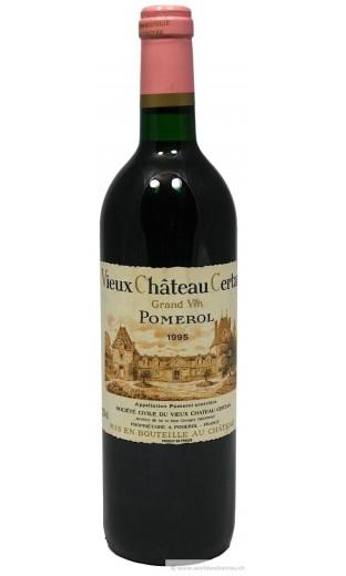 Vieux Château Certan 1995
