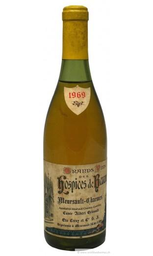 """Hospices de Beaunes Meursault Charmes """"Cuvée A. Grivault"""" - Maison Leroy"""