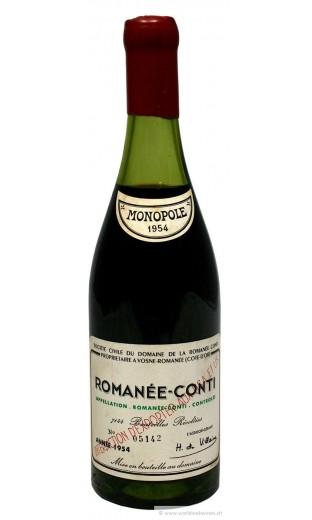 Romanée Conti 1954 - Domaine de la Romanée Conti