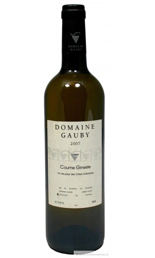 Cotes Catalanes 'Coume Gineste' 2007 - Domaine Gauby