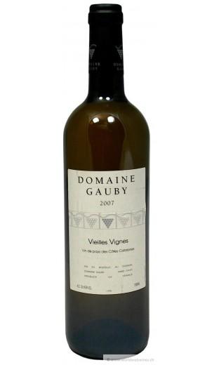 Cotes du Roussillon Vieilles Vignes 2007 - domaine de Gauby