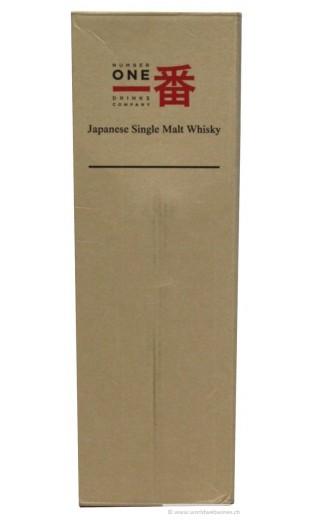 Karuizawa 28 ans étiquette Gesha avec coffret 1984