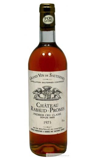 Château Rabaud Promis 1975