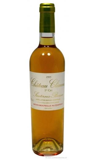 Château Climens 1995 (0.5 l)