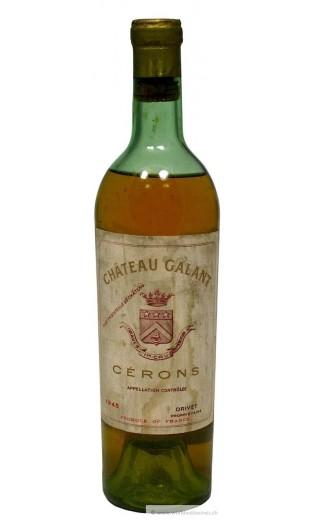 Château Galant 1945