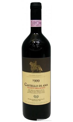 Chianti Classico Vigneto Bellavista 1999  - Castello di Ama