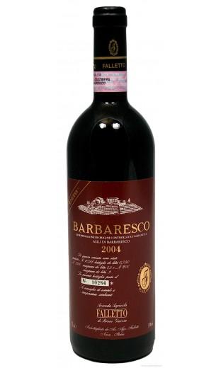 "Barbaresco ""riserva"" Asili 2004 - Bruno Giacosa"