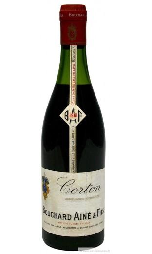 Corton Grand Cru 1961 - domaine Bouchard