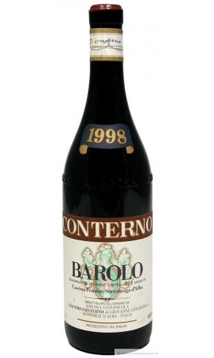 Barolo Cascina Francia 1998 - Giacomo Conterno