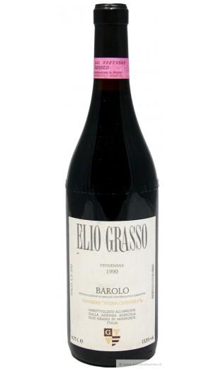 """Barolo """"Vigna Chiniera""""1990 - Elio Grasso"""