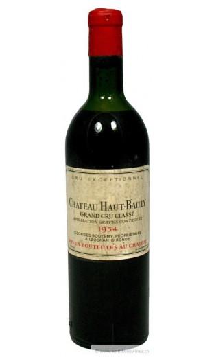 Château Haut Bailly 1954