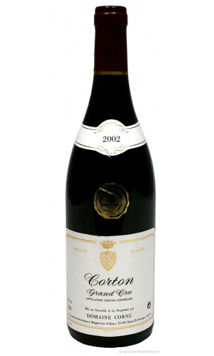 Corton GC 2002 - Domaine Cornu