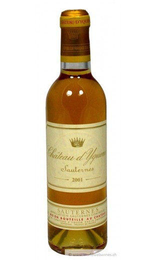 Château d'Yquem 2001 (0.375 l)