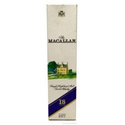 Macallan 1977 - 18 years (with box)
