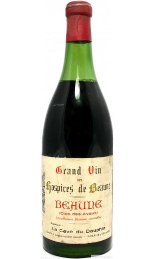 """Beaune """"Clos des Avaux"""" 1953 - Hospices de Beaune"""