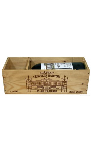 Château Leoville Barton 2008 (3 l, OWC)