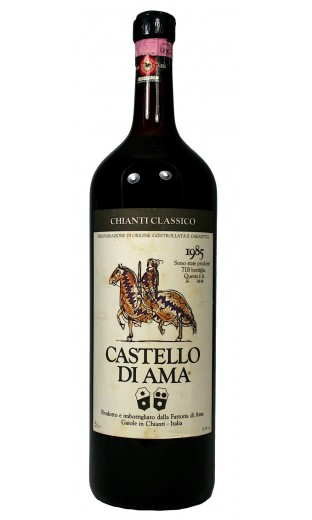 Chianti Classico 1985  - Castello di Ama (5l)