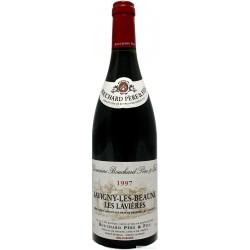 """Savigny les Beaune """"les lavières"""" 1997 - domaine Bouchard"""