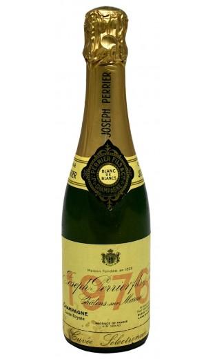 """Joseph Perrier Brut """"cuvée royale"""" 1976 (0.375 l)"""