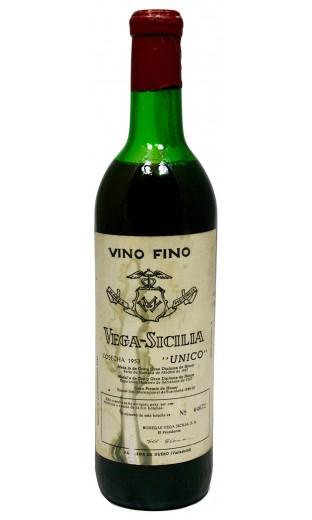 Vega sicilia unico 1953