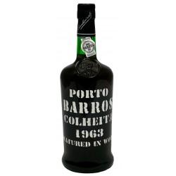 "Porto ""Colheita Port"" 1963 - Barros"