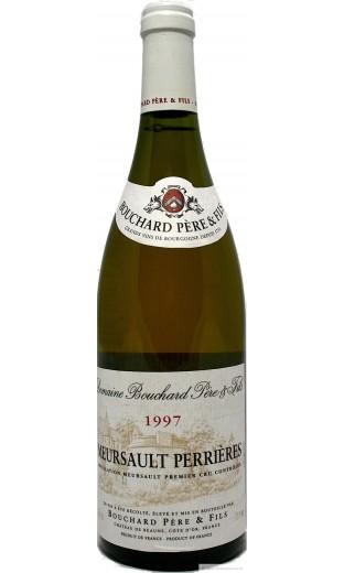 """Meursault """"Perrières"""" 1997 - domaine Bouchard"""