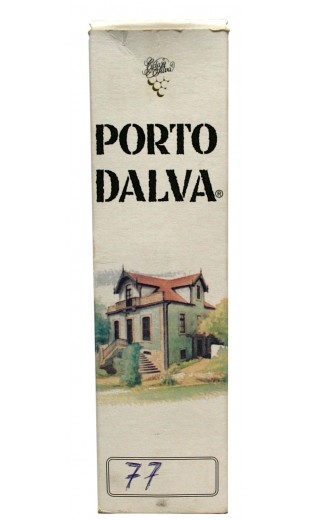 Porto Colheita Dalva «avec coffret» 1977
