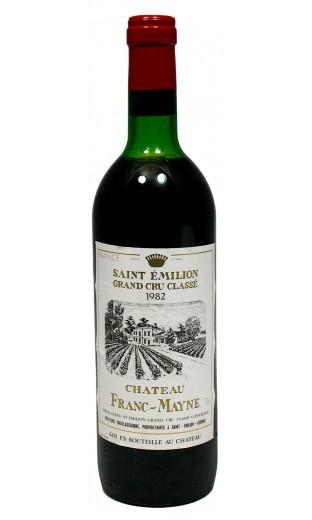 Château Franc Mayne 1982