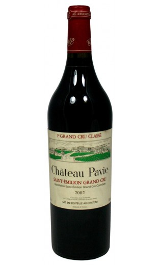 Château Pavie 2002