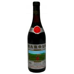 Barolo Cannubi Riserva Speciale 1978 - Fratelli Serio & Battista Borgogno