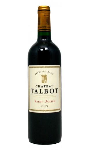 Château Talbot 2009