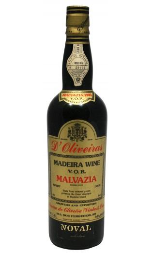 """Madeira Wine """"Malvazia"""" V.O.R. 1907 - Pereira d'Oliveira"""