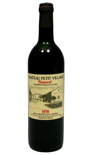 Château Petit Village 1978