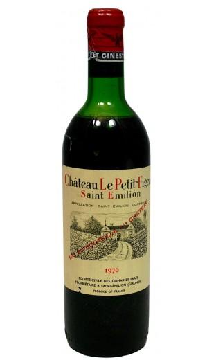 Château Petit Figeac 1970